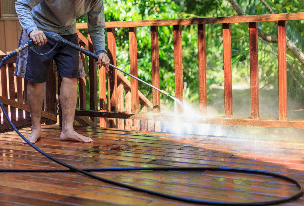 Difference Between Power Washing and Pressure Washing