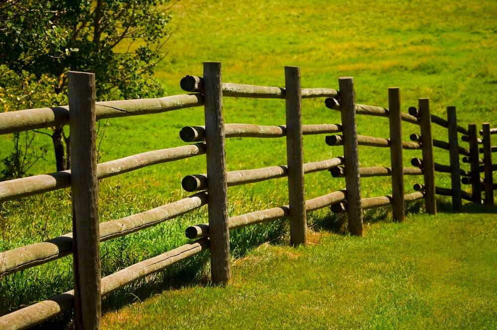 How to Fix A Fence Post That Is Leaning