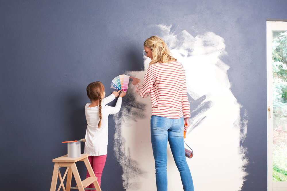How to Match Paint That Is Already on the Wall