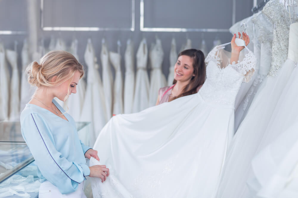 How to Order a Wedding Dress