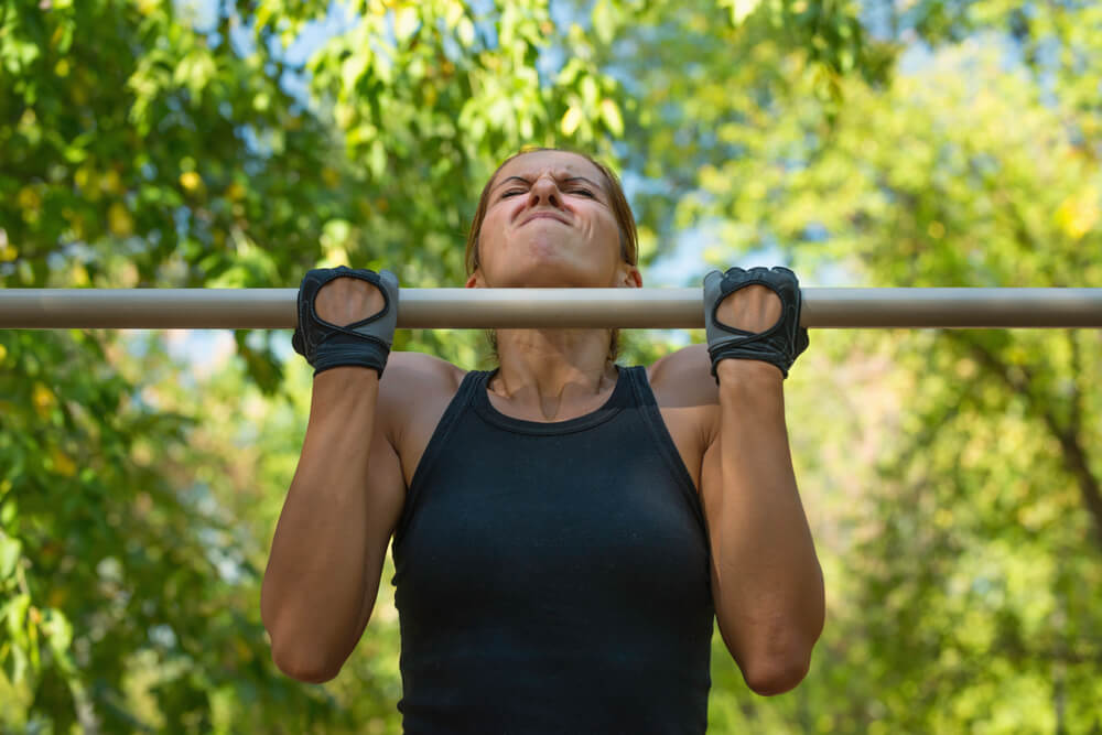 How to get to 10 Pull Ups