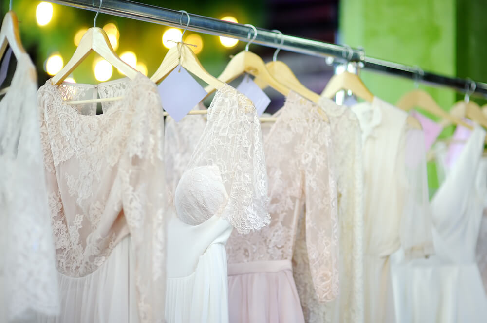 What Are Wedding Dresses Made Of?