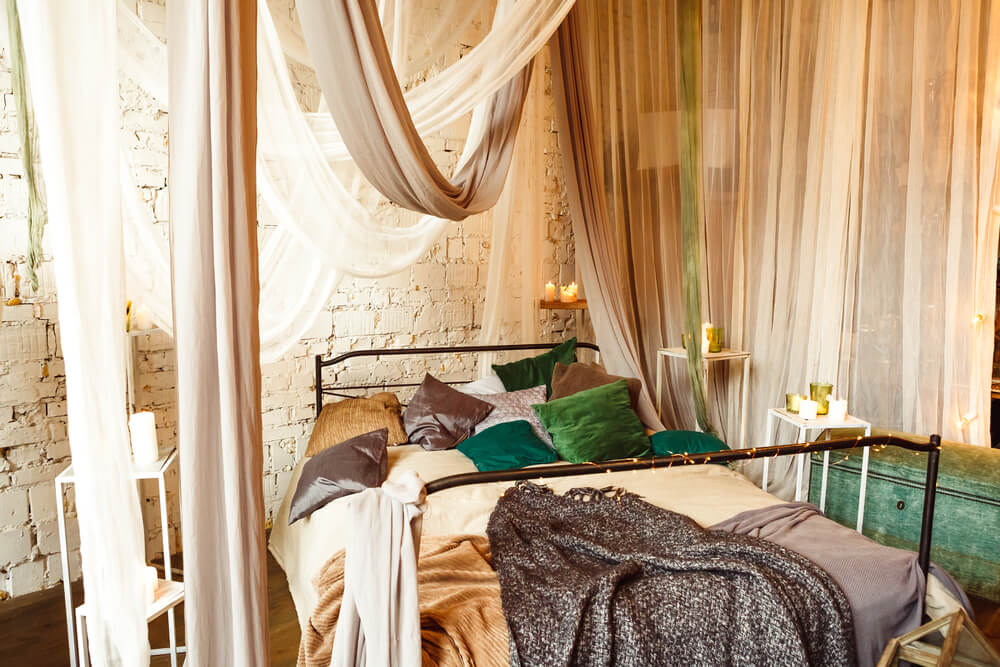boho (bohemian) bedroom ideas