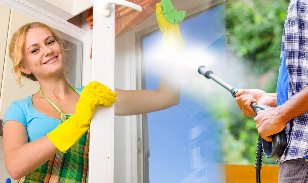 Can Pressure Washing Damage Windows