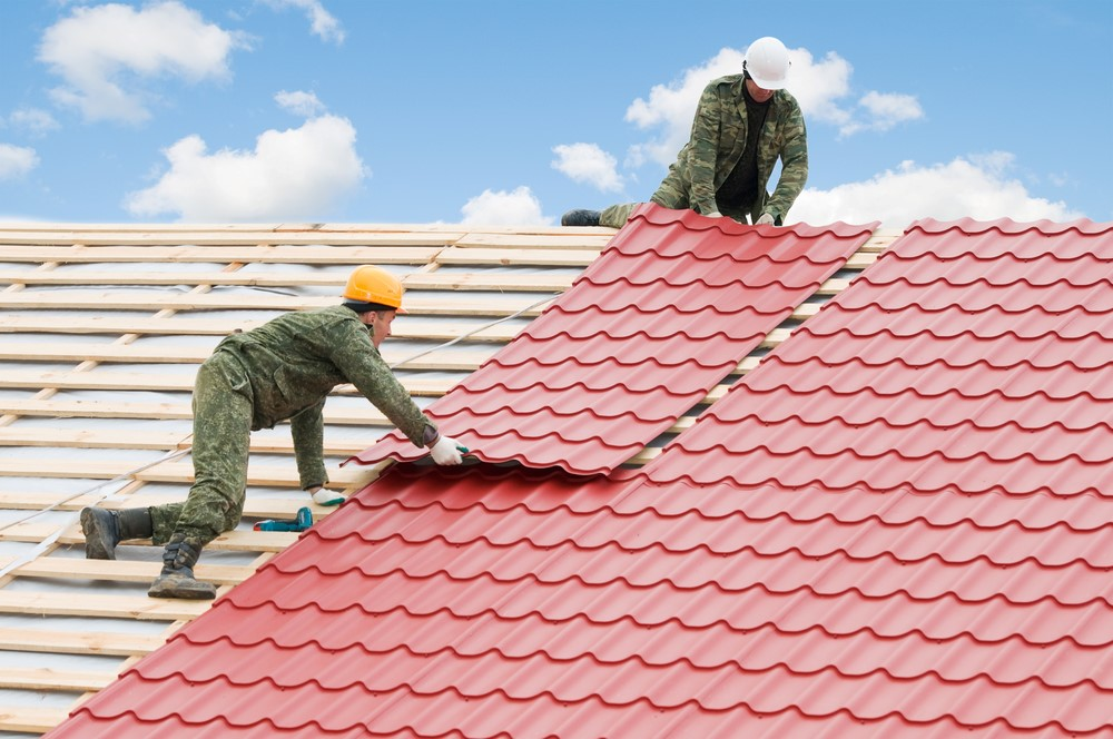 what roofing material is most energy efficient